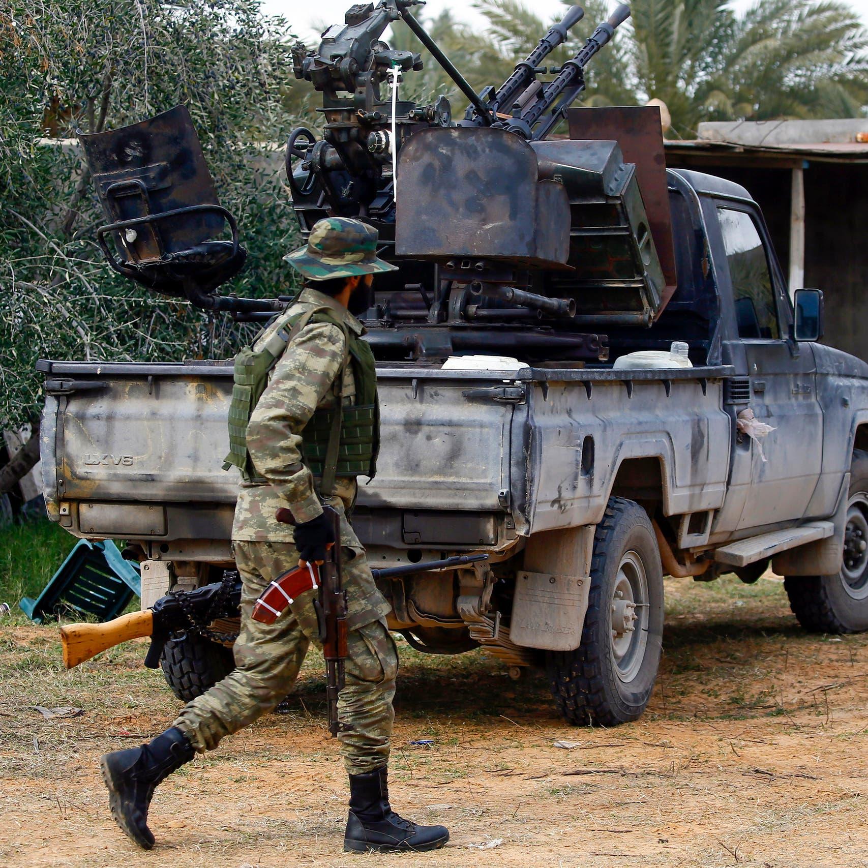 ليبيا.. واشنطن تتخوف من أزمة إنسانية جديدة في سرت