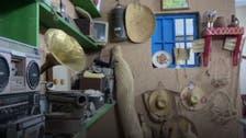 بالفيديو.. سعودي يحول منزله لمتحف من المقتنيات القديمة