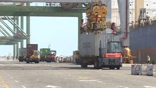 ارتفاع النشاط التجاري في ميناء عدن خلال عام 2019