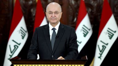 حزب الله يهدد الرئيس العراقي بالطرد إذا التقى ترمب