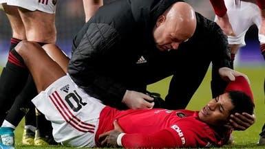 راشفورد يحدد موعد عودته من الإصابة