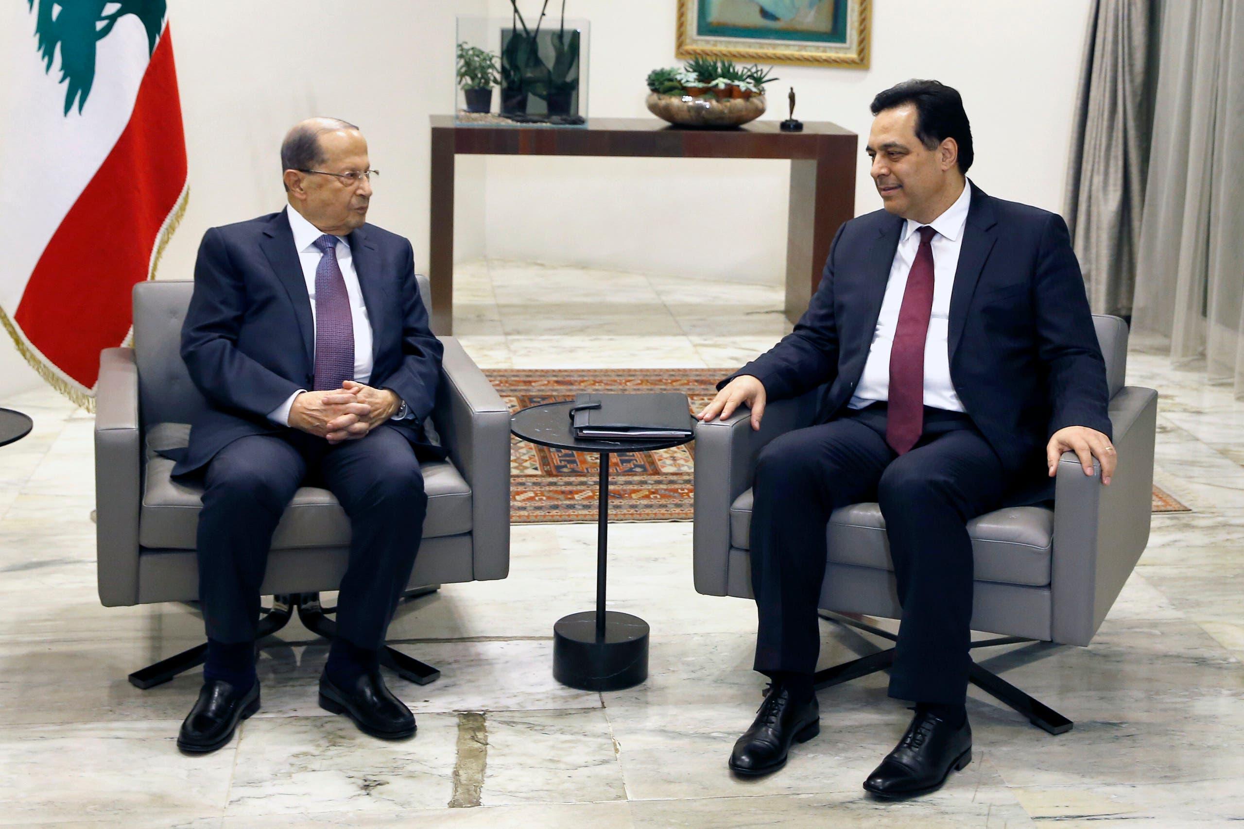 الحكومة اللبنانية الجديدة ٢٠٢٠ 35ec15f5-bc15-4dbc-bb03-9e49f68a95ef