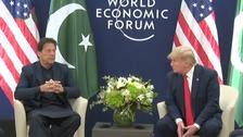 صدر ٹرمپ کی پاکستان،بھارت میں تنازع کشمیرپرثالثی کی ایک اور پیش کش