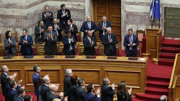 برلمان اليونان يصادق على صفقة مقاتلات وسط توتر مع تركيا