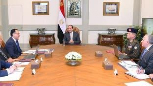 السيسي يطالب بالحفاظ على حقوق مصر المائية في سد النهضة