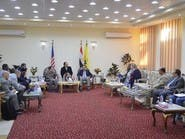 وفد من الكونغرس الأميركي في شمال سيناء لتفقد الأوضاع