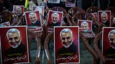 Hezbollah erects statue of Soleimani while Lebanon is dismantled