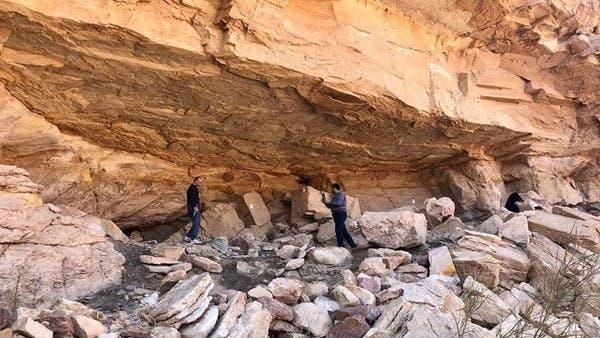 """بالصور.. كهف أثري اكتُشف """"بمحض الصدفة"""" في جنوب سيناء"""