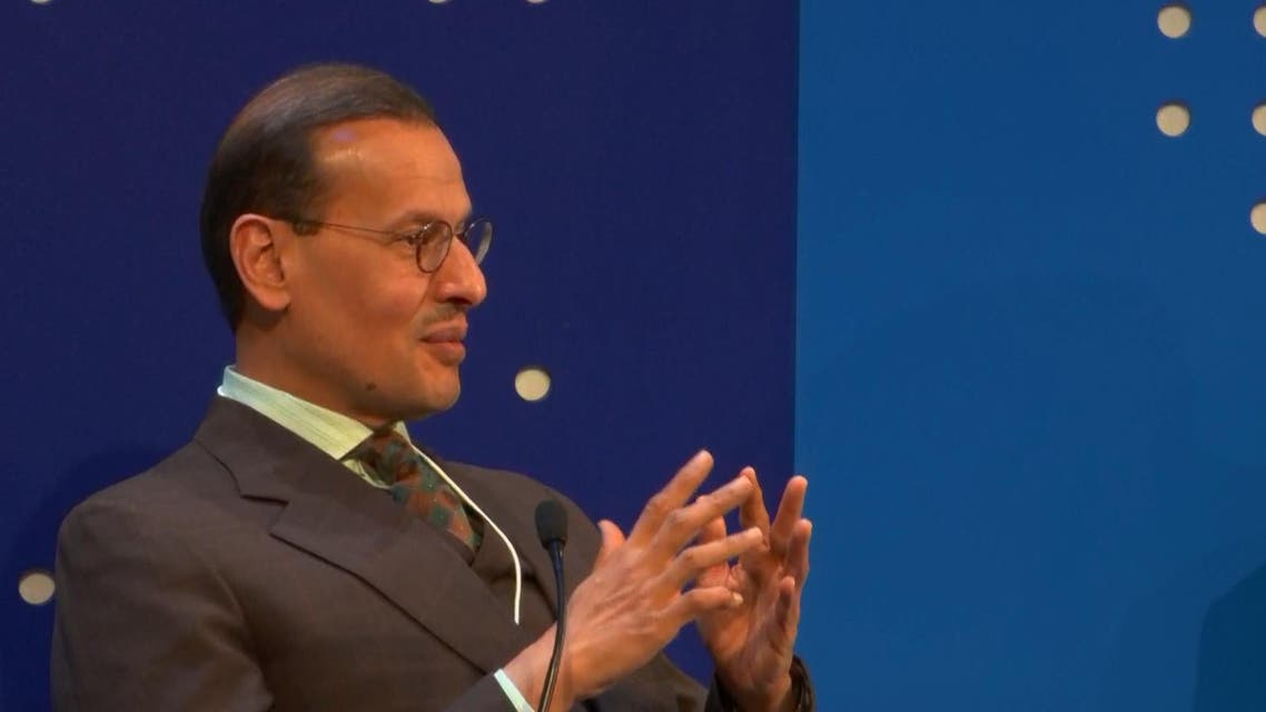 Saudi Arabian Energy Minister at Davos 2020