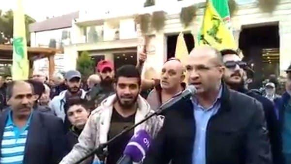 """وزير الصحة اللبناني عن الاحتجاجات: """"حراك أسود"""""""