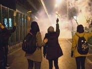 احتجاجات ضد نائب روحاني بمدينة أهوازية شهدت مجزرة بحق المتظاهرين