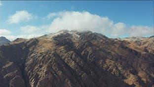 نشرة الرابعة | جبل اللوز .. عنوان عشاق الثلوج في السعودية