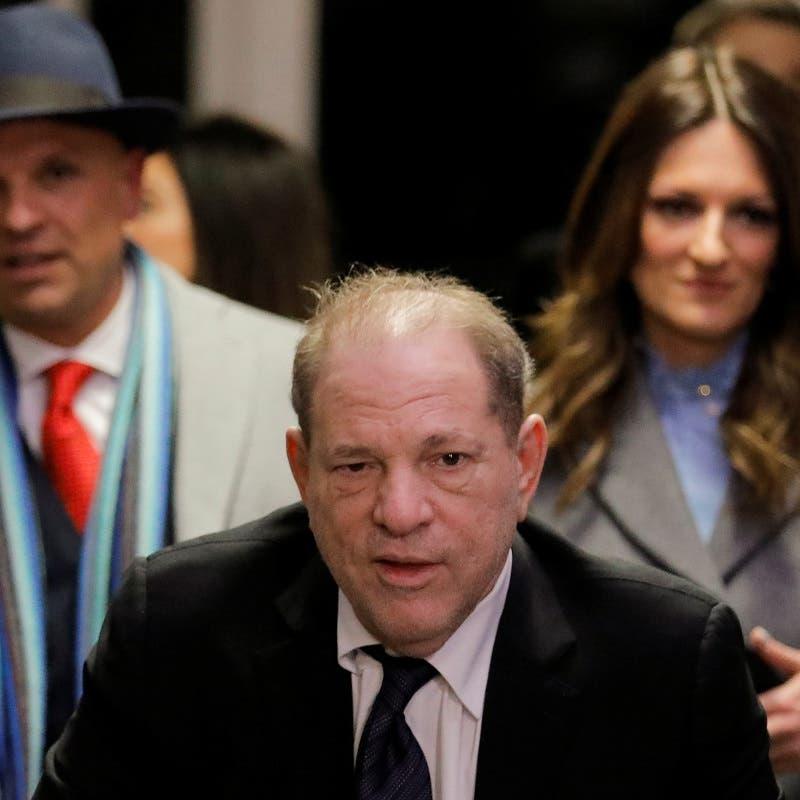 Harvey Weinstein tests positive for coronavirus