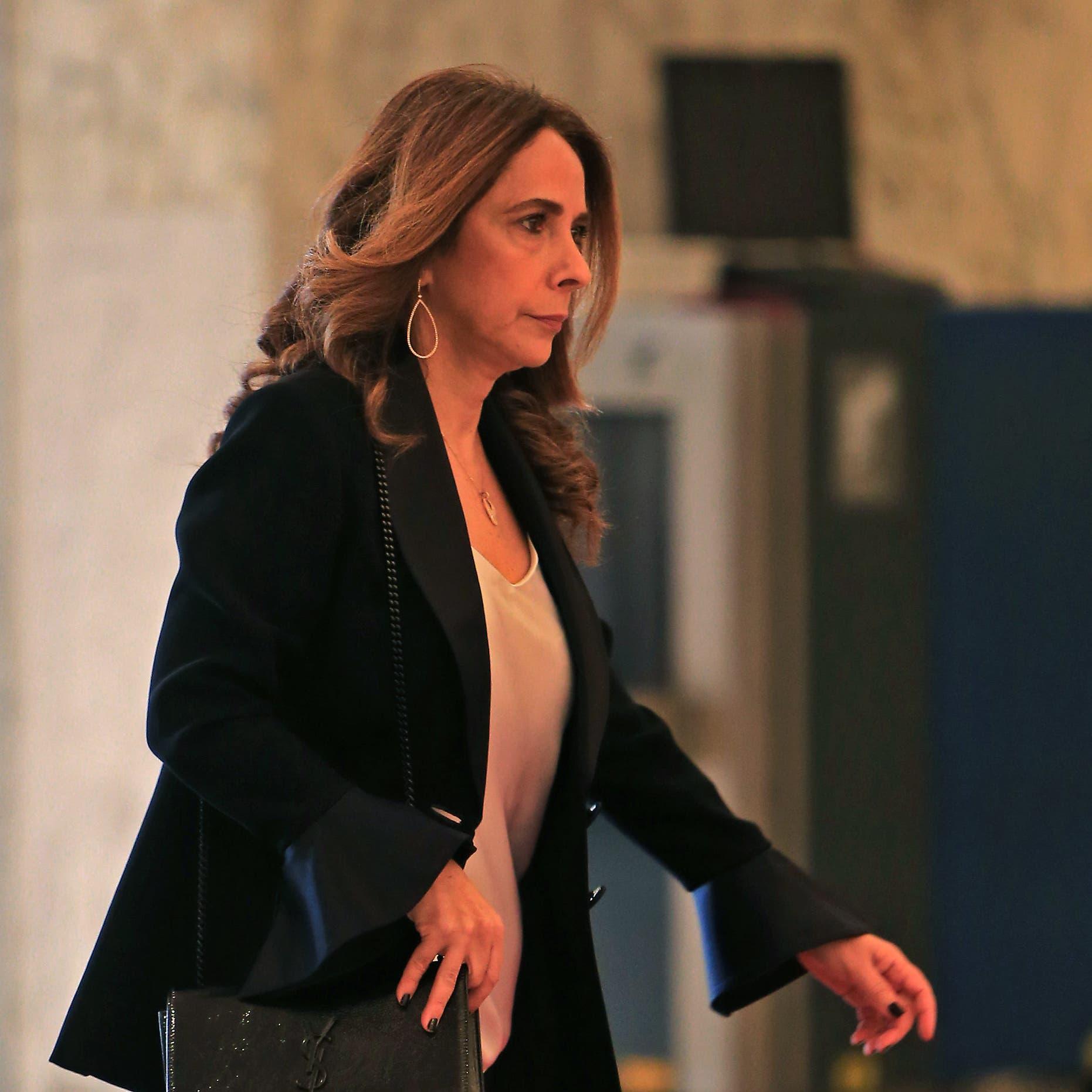 تعرف على اللبنانية زينة عكر عدره.. أول وزيرة دفاع عربية