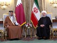 هذا هو سر زيارة أمير قطر لطهران