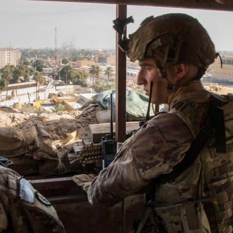 واشنطن: نتواجد في العراق لمحاربة داعش بدعوة من بغداد