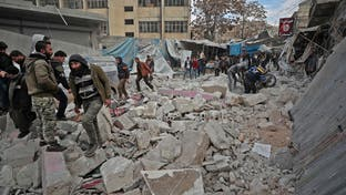 بروكسل:مكافحة المتطرفين بإدلب لا تتيح تجاهل القانون الإنساني