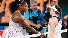 Serena dances into third round of the Australian Open