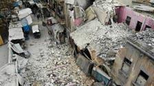 الاتحاد الأوروبي: العقوبات باقية طالما هجمات الأسد مستمرة