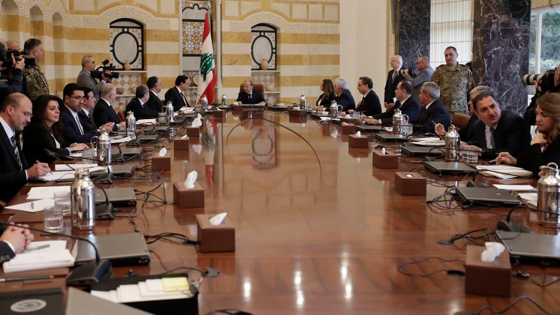 الحكومة اللبنانية وكالات 22 يناير 2020