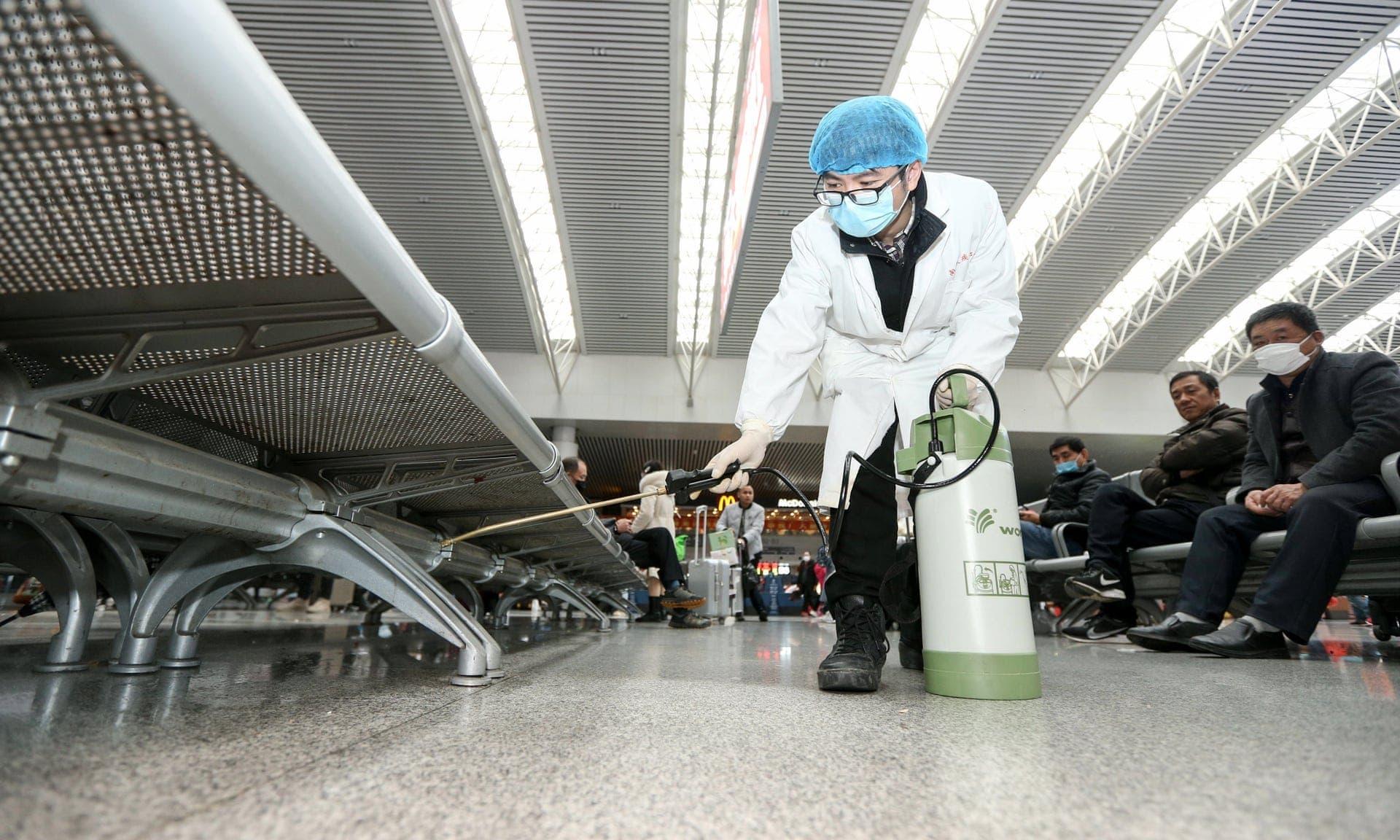 إجراءات صحية صارمة في مختلف مناطق الصين