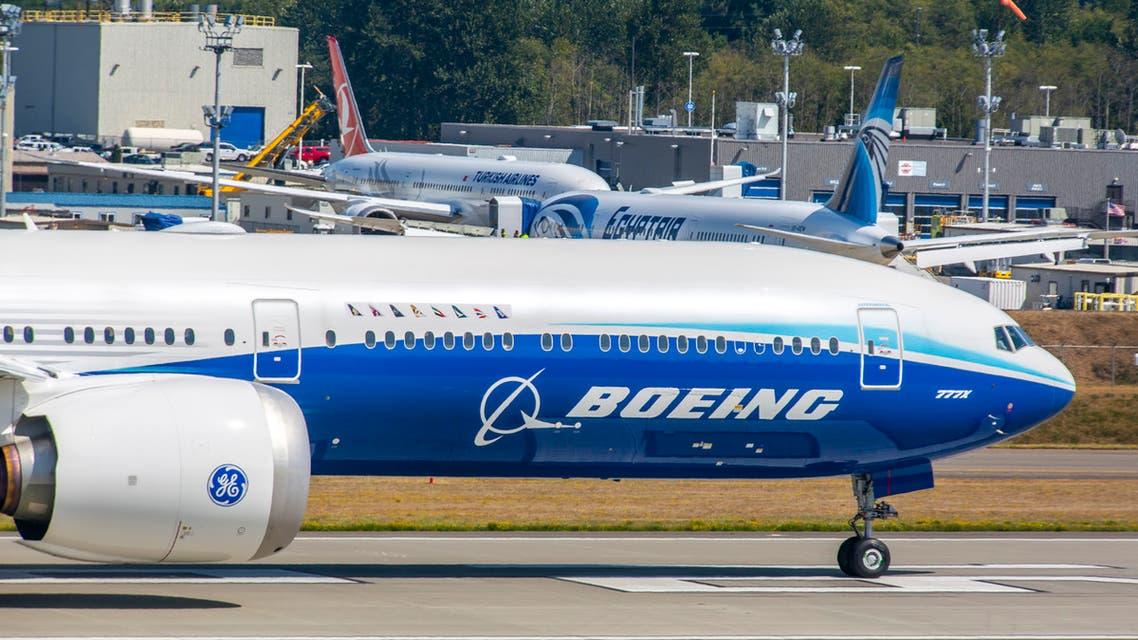 الطائرة بوينغ 777 إكس