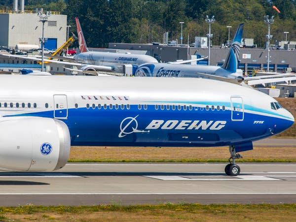 """إرجاء جديد لرحلة بوينغ """"777 إكس"""" الأولى بسبب سوء الطقس"""