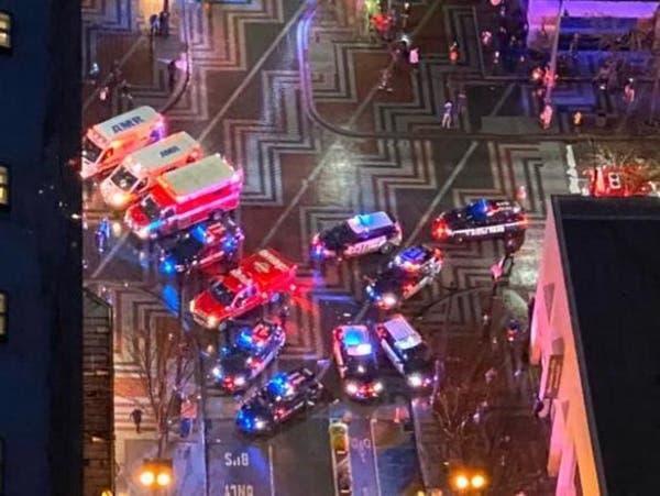 قتيل و6 إصابات بإطلاق نار في مدينة سياتل الأميركية