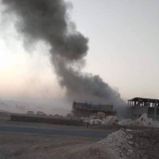 قصف حوثي على أحياء سكنية غرب اليمن
