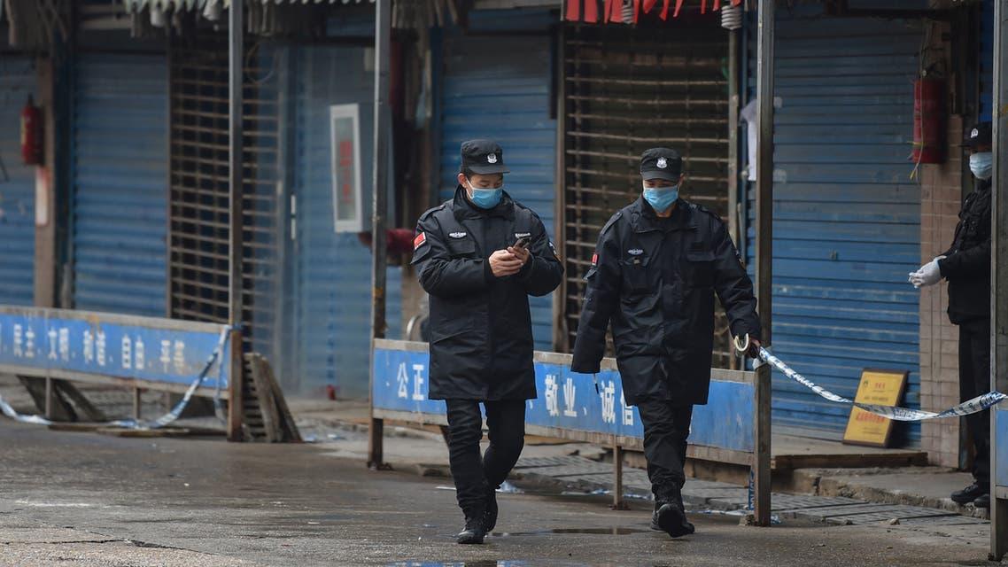 فيروس كورونا في الصين (فرانس برس)