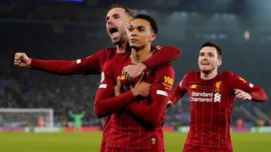 ليفربول يحقق رقماً تاريخياً في الدوري الإنجليزي