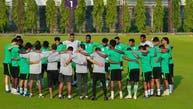 الأولمبي السعودي يفتح ملف نهائي كأس آسيا