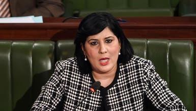 """نائبة تونس """"الشرسة"""" تقاضي الغنوشي.. تواطأ على ضرب نواب"""