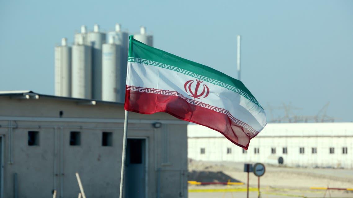 مفاعل بوشهر النووي الإيراني (أرشيفية- فرانس برس)