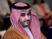 خالد بن سلمانيبحث مع وزير الدفاع البريطاني أمن المنطقة