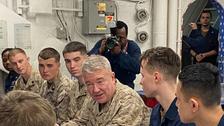 الجنرال ماكنزي: إيران تريد نشر نفوذها بأفغانستان لضرب مصالح أميركا