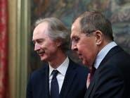 لافروف: النظام يسيطر على مناطق الحدود مع تركيا والعراق