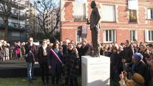 France unveils statue to Asterix creator