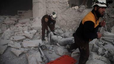 هرباً من نيران الأسد.. نزوح 38 ألفاً من شمال غرب سوريا
