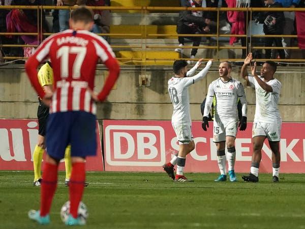 كولتورال ليونيسا يقصي أتلتيكو مدريد من دور الـ32 لكأس إسبانيا