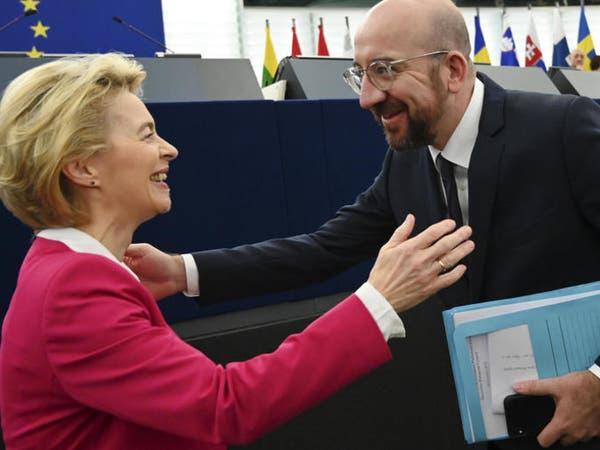 """المفوضية والمجلس الأوروبي يوقعان اتفاق """"بريكست"""""""