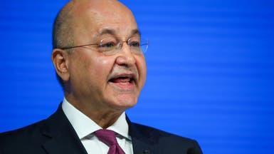 صالح: من حق العراقيين المطالبة بدولة تحميهم
