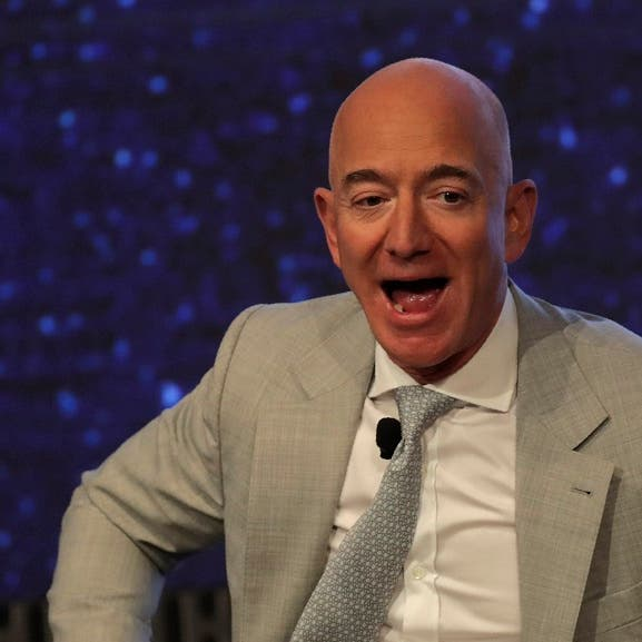 Nearly 35,000 people sign petition to keep Jeff Bezos in outer space