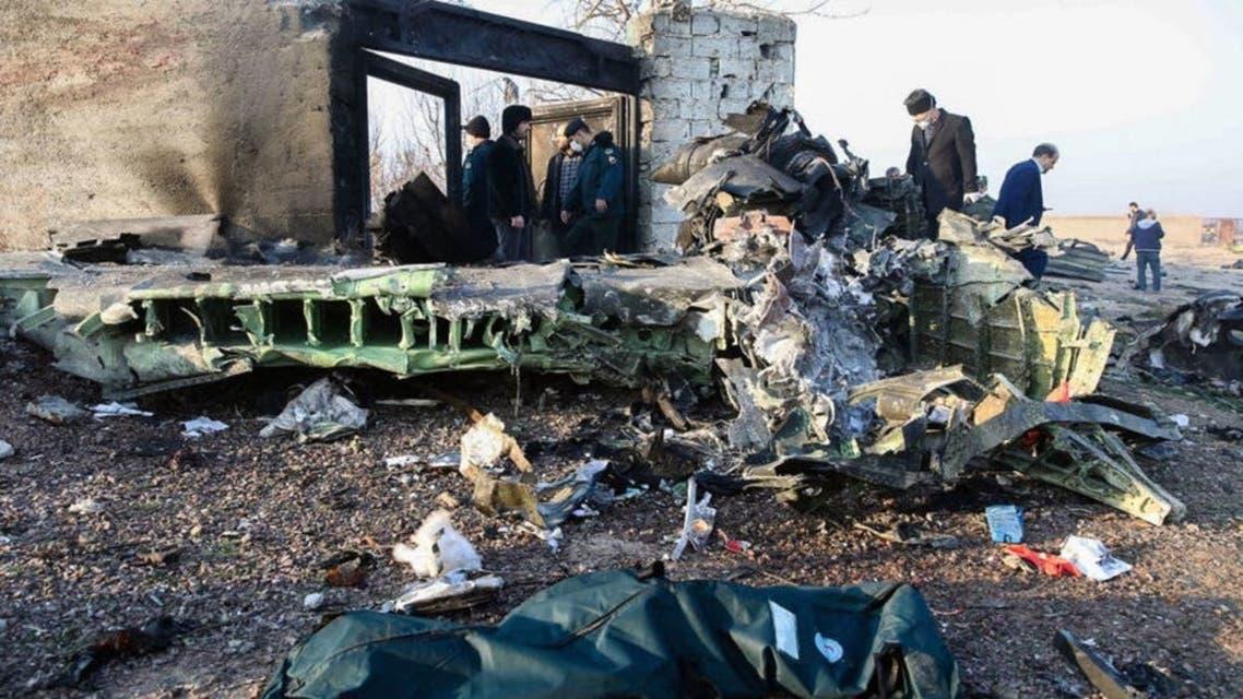 ظریف: مامور شلیک موشک به هواپیمای اوکراینی در زندان است
