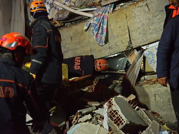 زلزال بقوة 5.8 درجة يضرب منطقة الحدود الإيرانية التركية