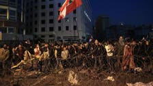 Marking 100 days of demonstration, Lebanese protesters hit Beirut streets