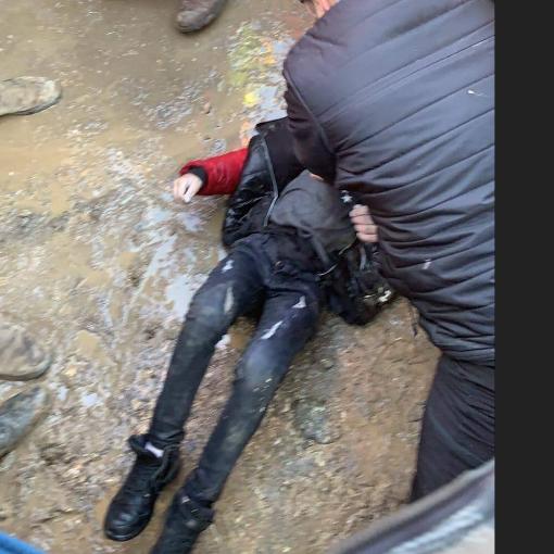 طفل القدس المفقود وجد ميتاً.. فيديو مؤلم للحظة انتشاله