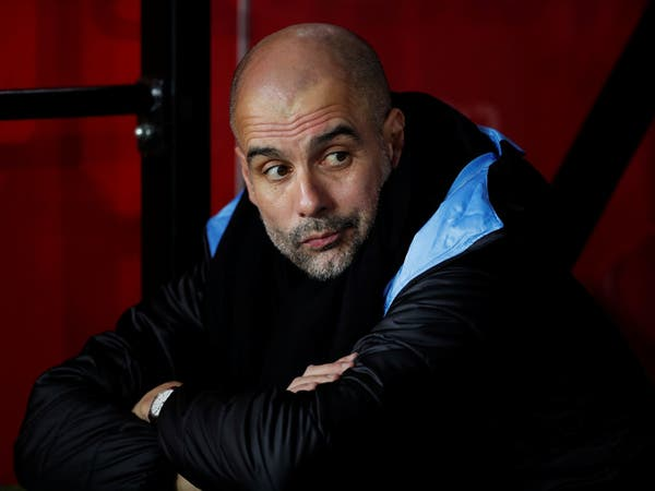 غوارديولا يقترح إلغاء مباريات الإياب في كأس إنجلترا