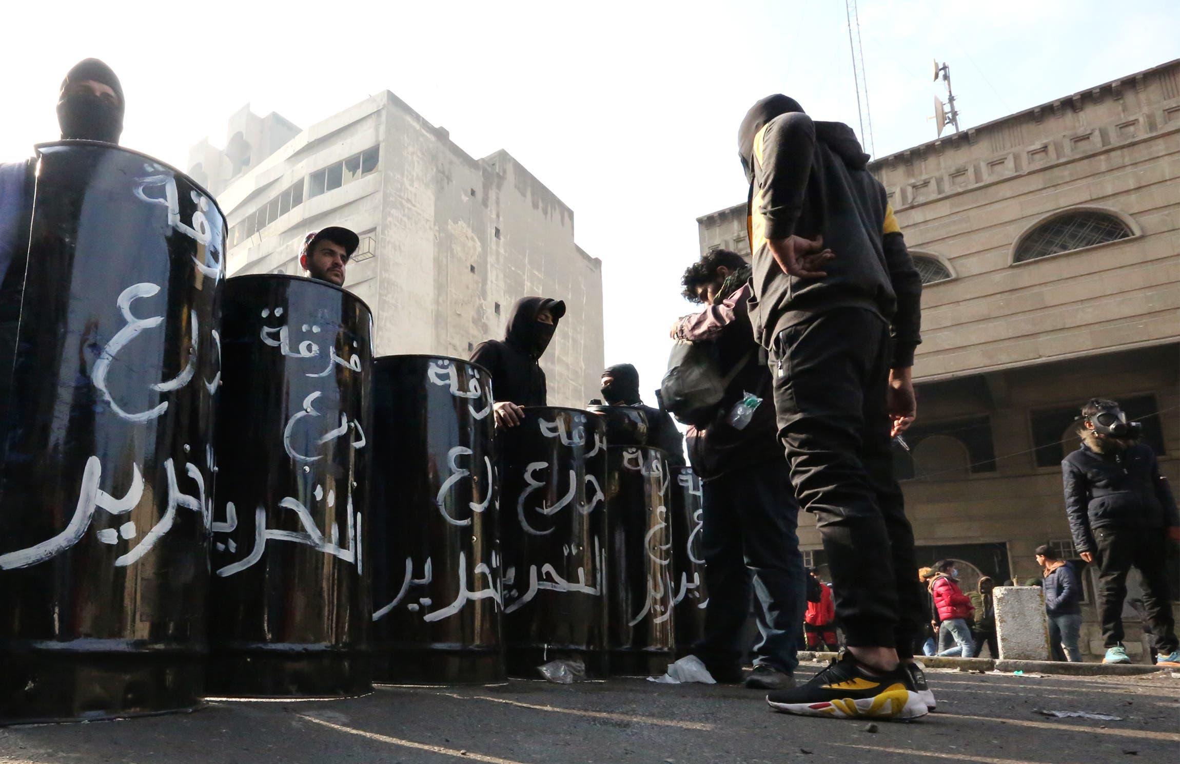 من بغداد (25 يناير- فرانس برس)