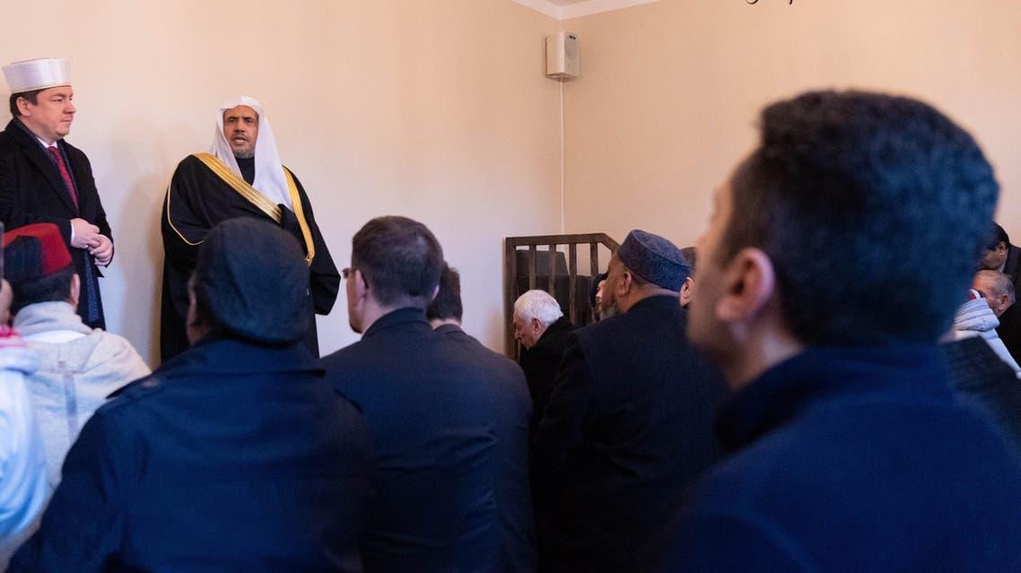MWL mohammed al-issa